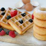 RECEPT: Surinaamse eksi kuku (muffins, donuts, wafels)
