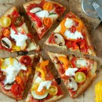 RECEPT: spicy pizza met madame Jeanette saus