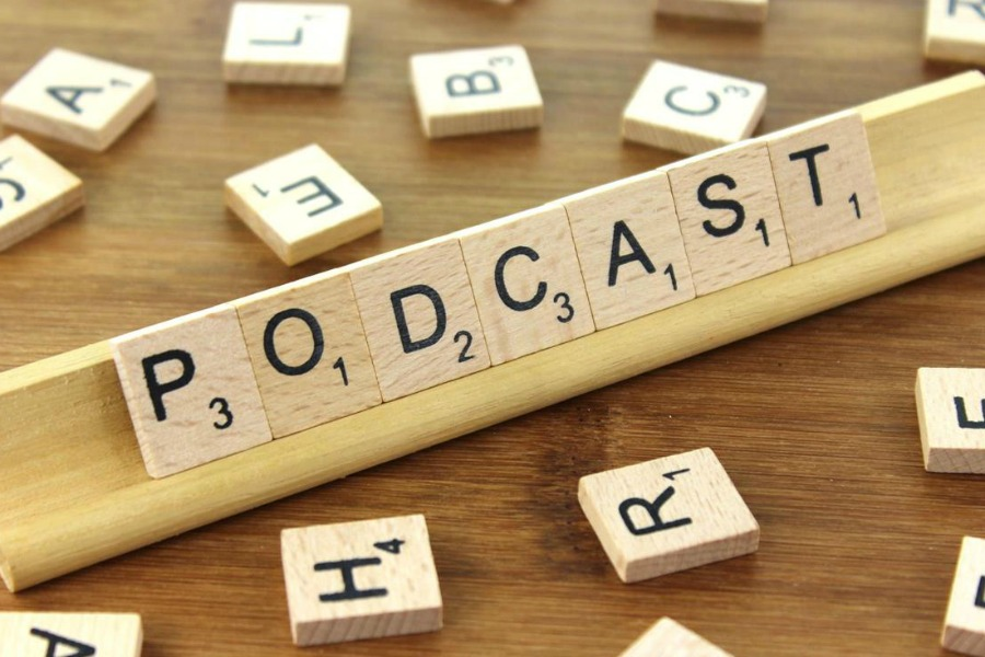 leukste podcasts over eten