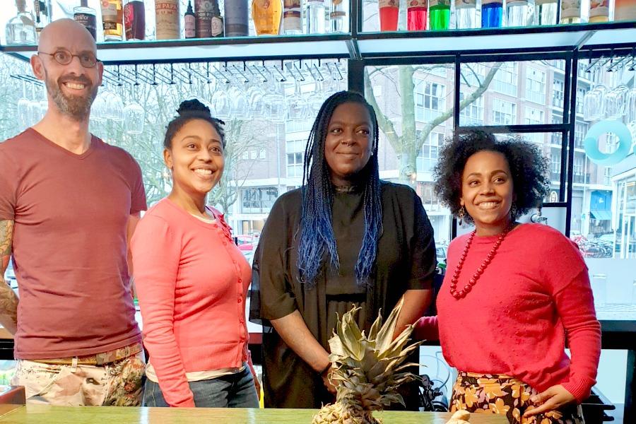 tokologisch koken COCO Rotterdam Caribische en Afrikaanse fusion